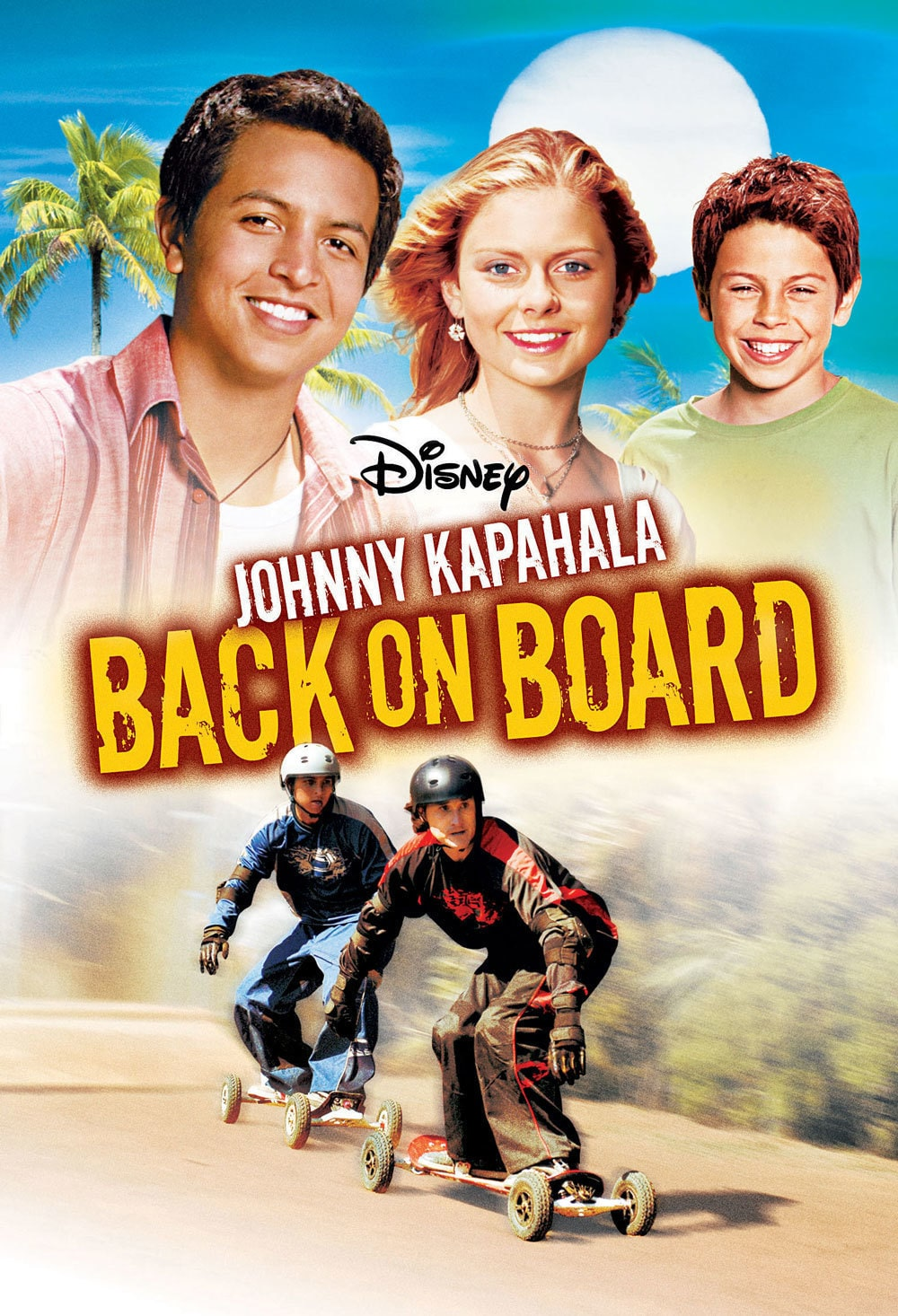 Johnny Kapahala: Back on Board