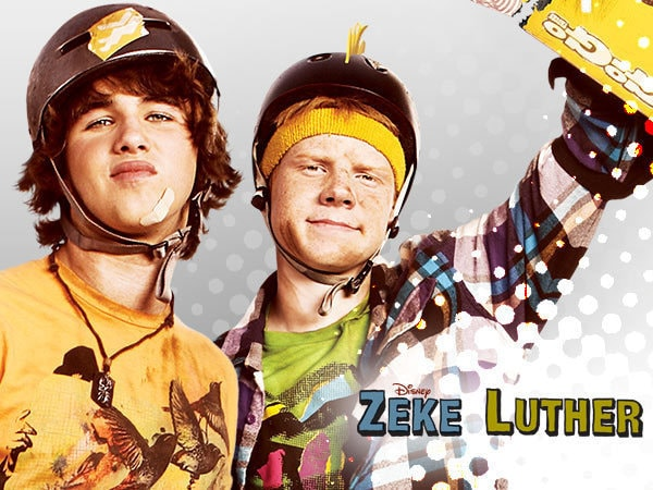 Jeux Zeke et Luther