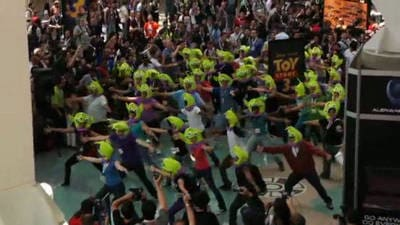 Toy Story 3 Flash Mob at E3