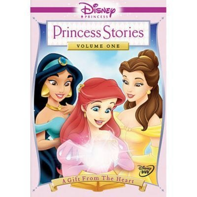Disney Princess Stories Volume One A Gift From The Heart