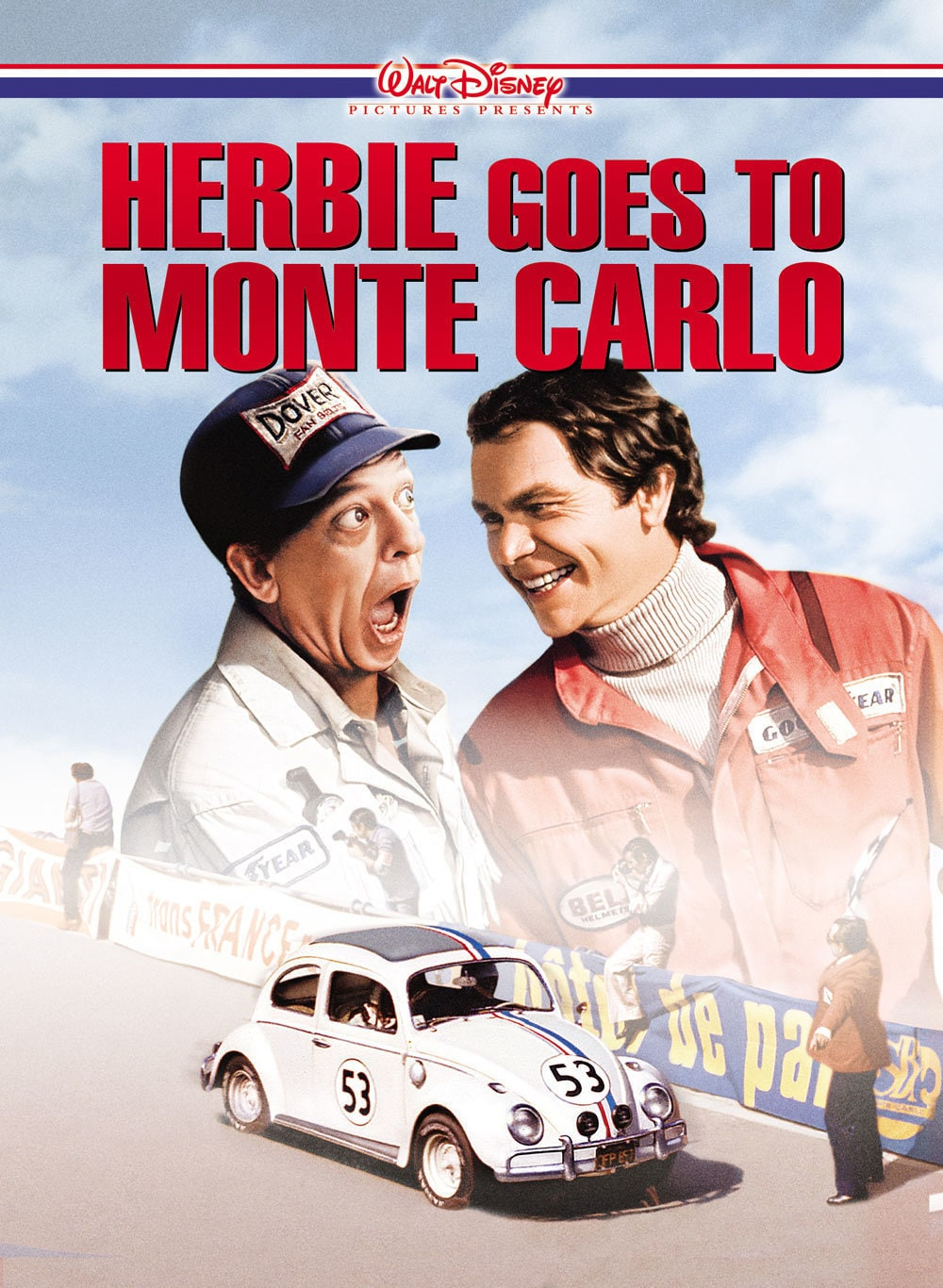 herbie goes to monte carlo disney movies. Black Bedroom Furniture Sets. Home Design Ideas