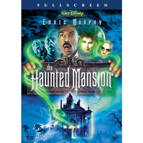 The Haunted Mansion Disney Movies
