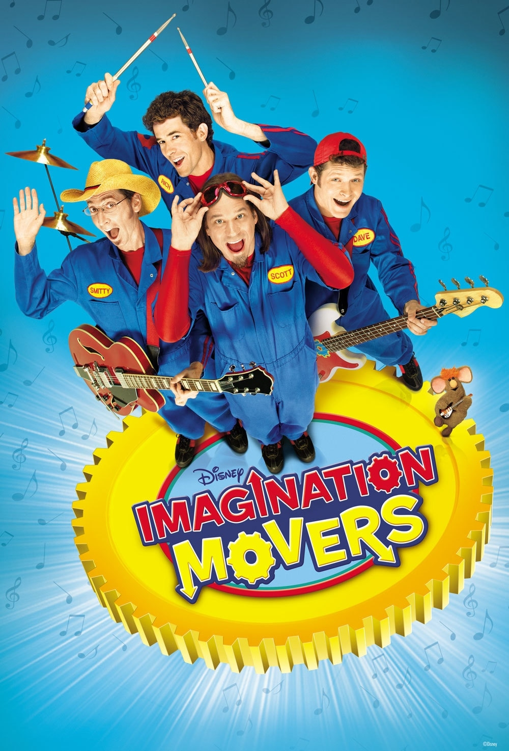 Disney Imagination Movers poster