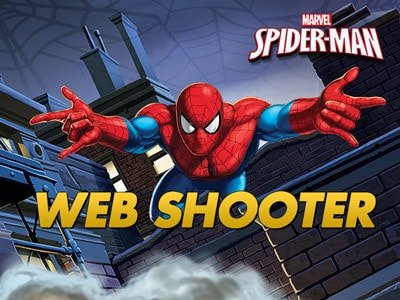 Spider-Man Web Shooter
