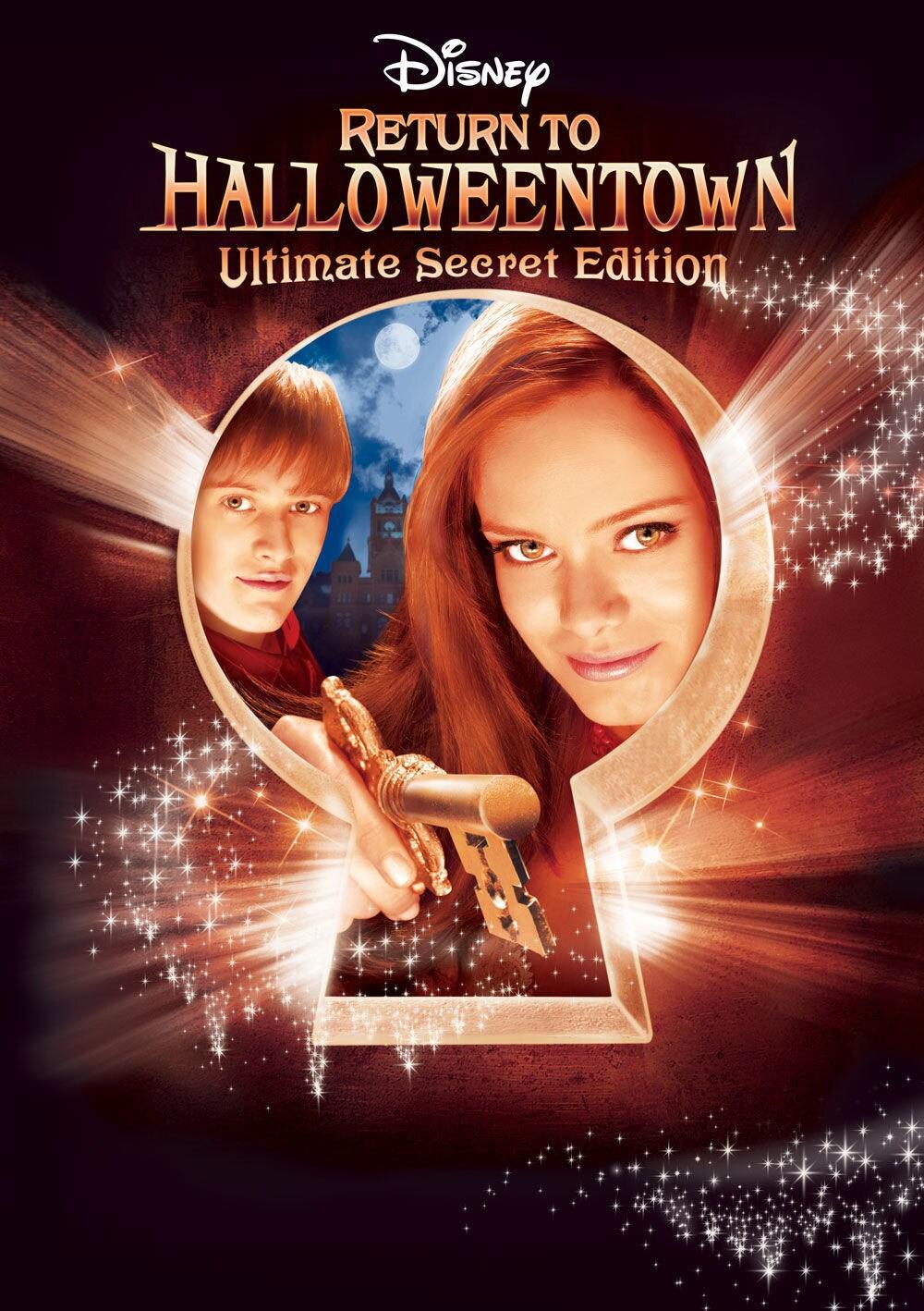 return to halloweentown | disney movies
