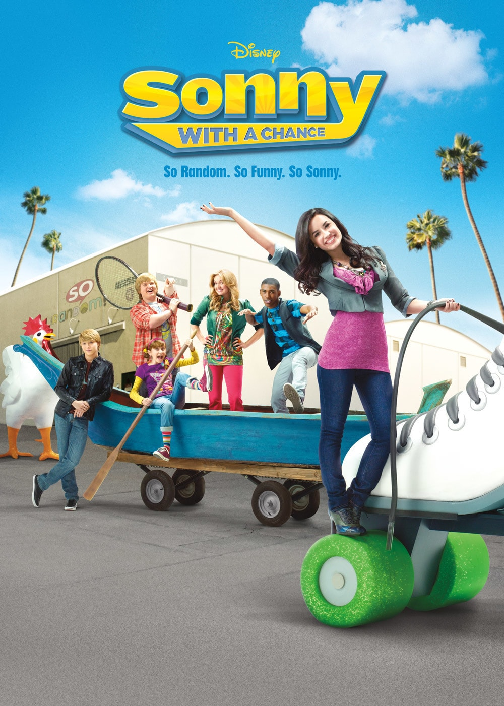 Image result for sonny with a chance