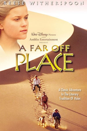 A Far Off Place poster