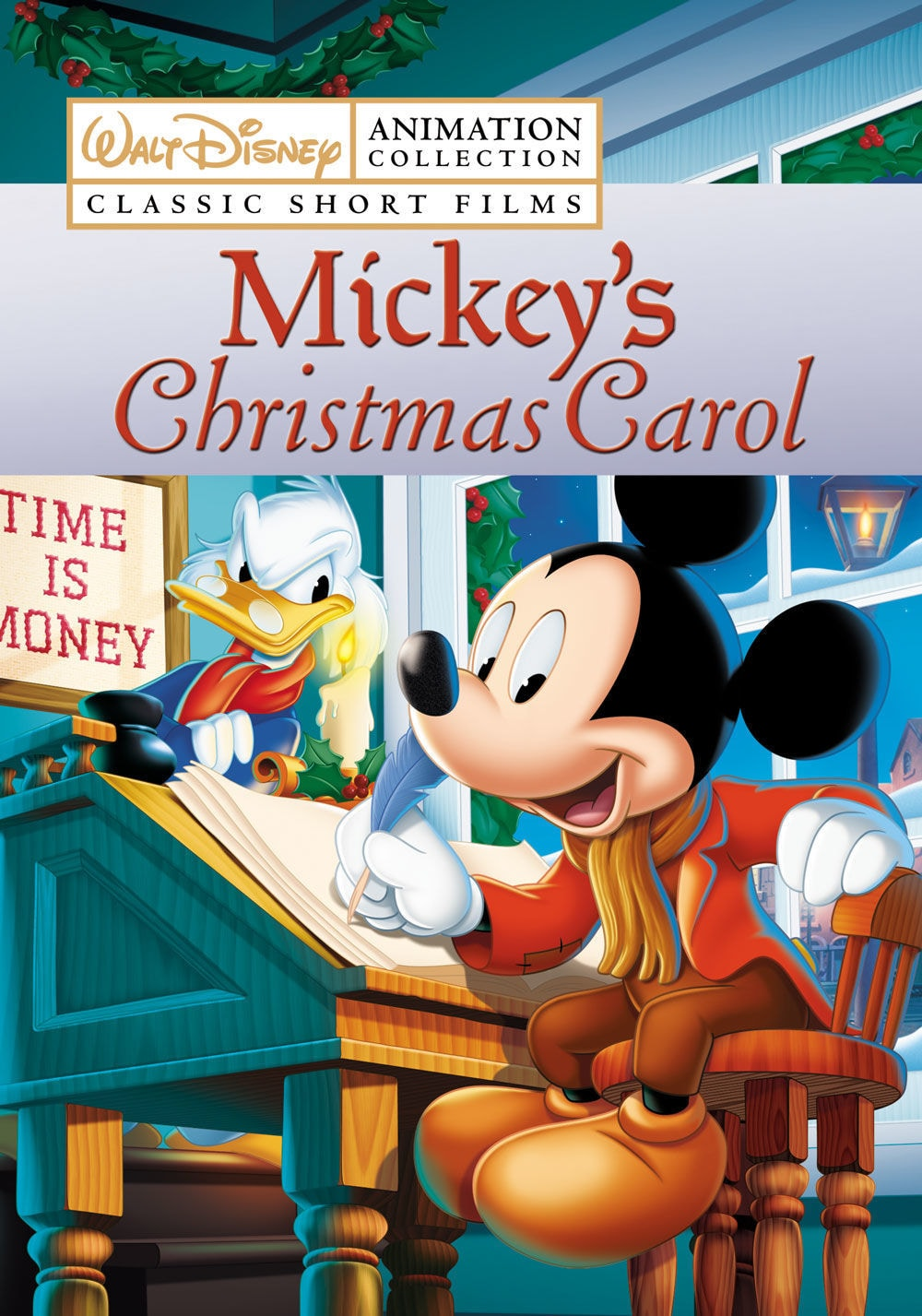 disney animation collection volume 7 mickeys christmas carol - Classic Animated Christmas Movies