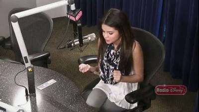 Take Over with Ernie D: First Radio Disney Moment - Selena Gomez