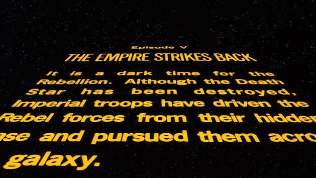 Star Wars Episode V The Empire Strikes Back Opening Crawl Starwars Com