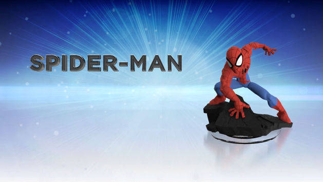 Spider-man - Disney Infinity 2.0: Marvel Super Heroes
