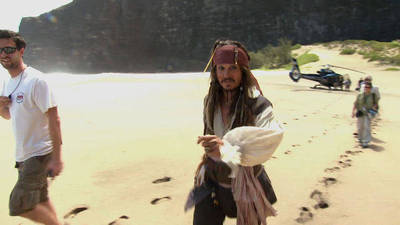 On Stranger Tides Sneak Peek