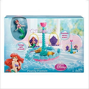 Disney Princess Ariel Waterpark