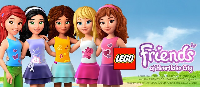 Lego Friends Of Heartlake City Video Clip Disney Video