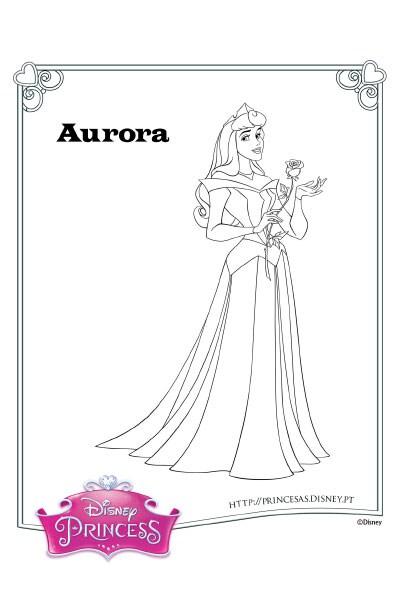 Colorir a Aurora 4