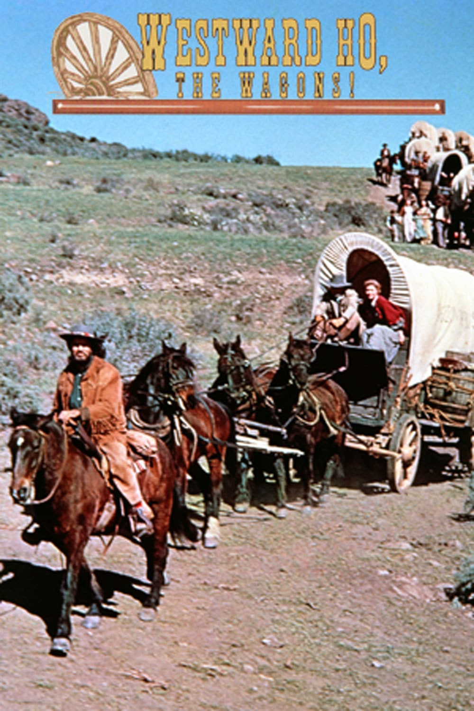westward ho  the wagons