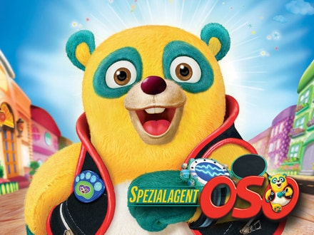 Spezialagent Oso Disney Channel Shows