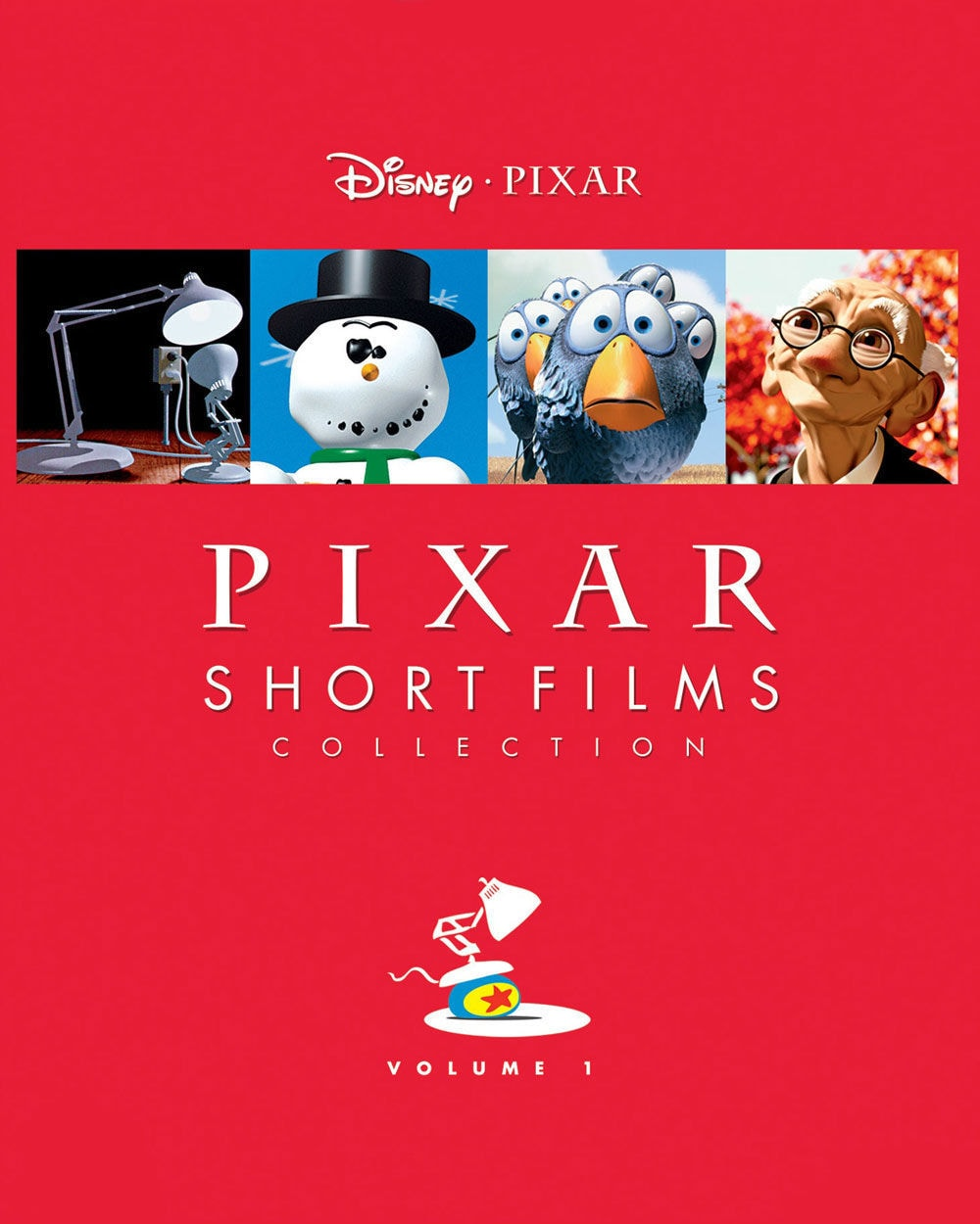 pixar short films collection, vol. 1 | disney movies