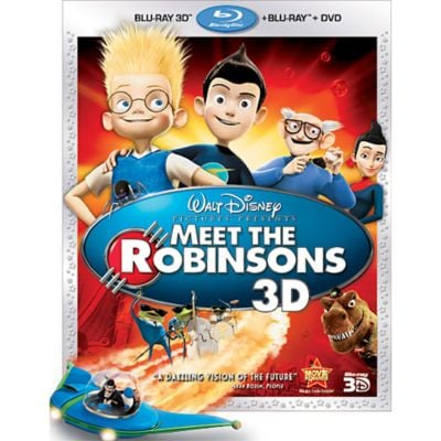 meet the robinsons disney movies