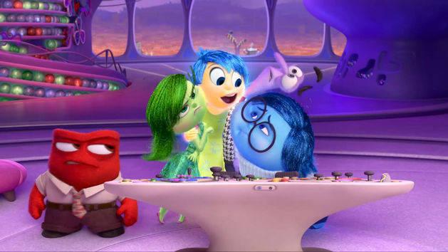 Disney•Pixar's Inside Out - Trailer 1