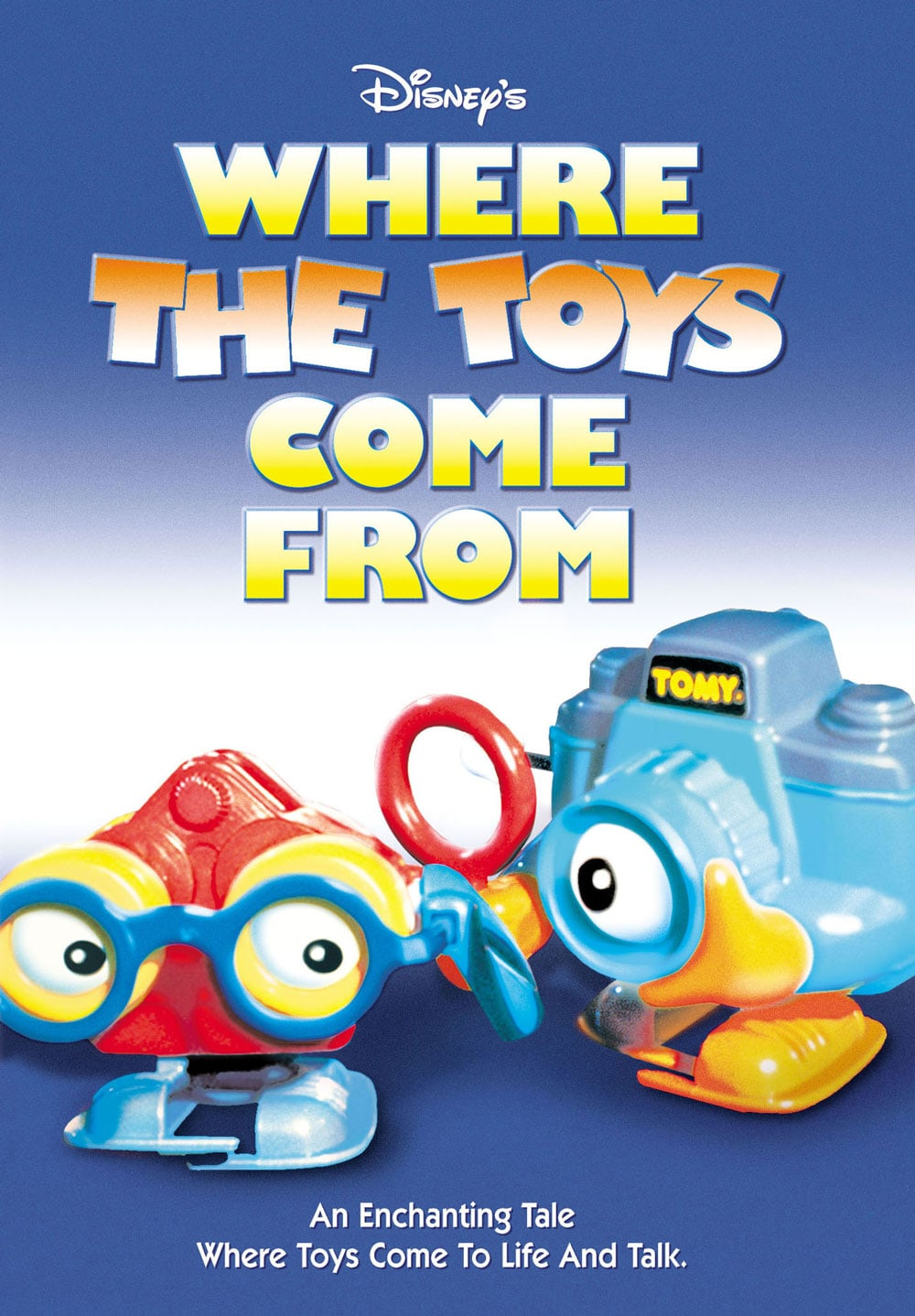 Disney's Where the Toys Come From movie poster