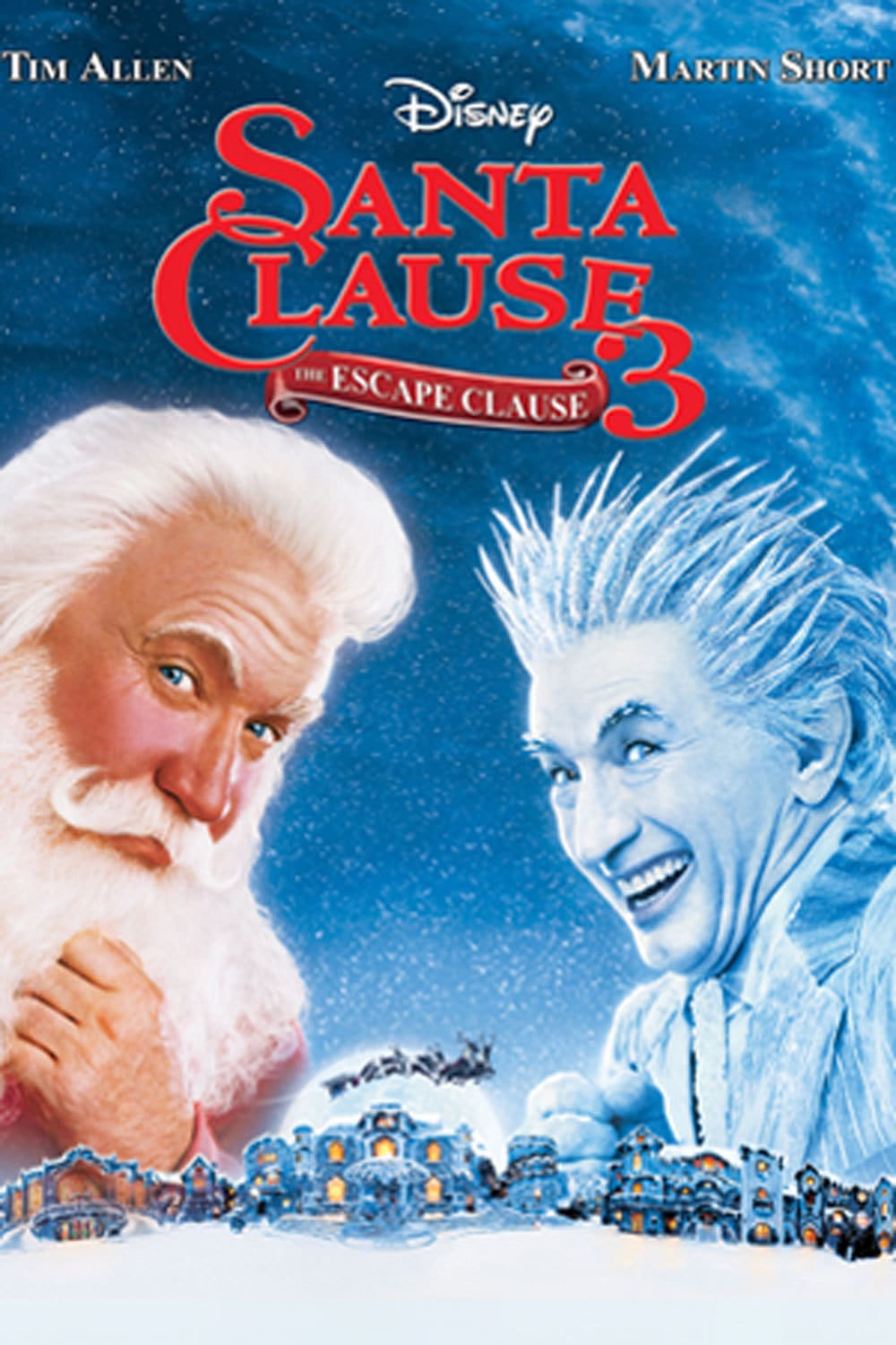 Image result for santa clause 3