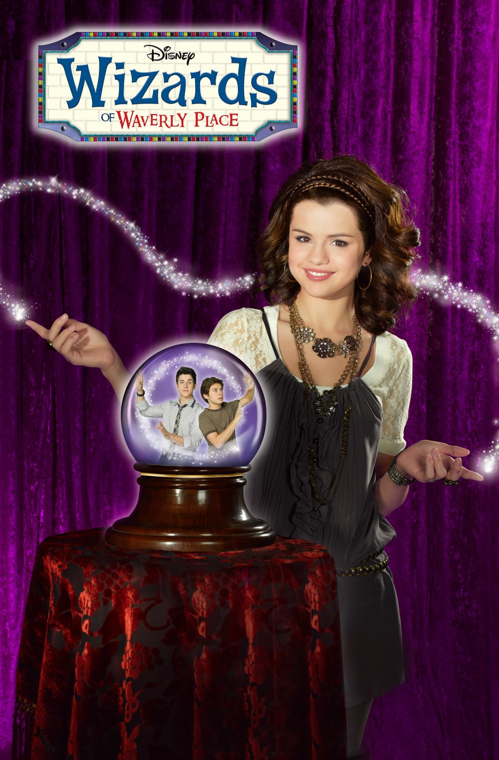 Wizards Of Waverly Place Disney Channel