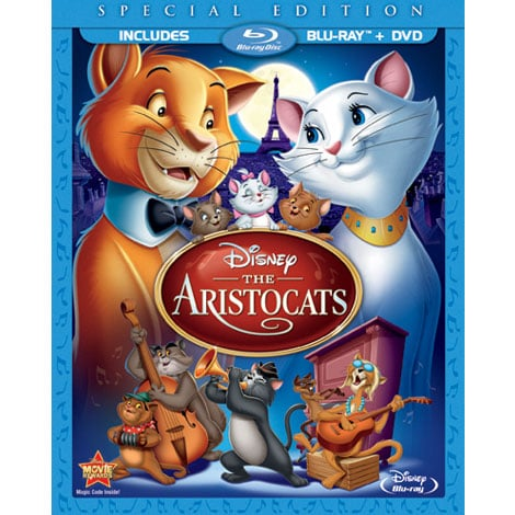 Disney movies with cats