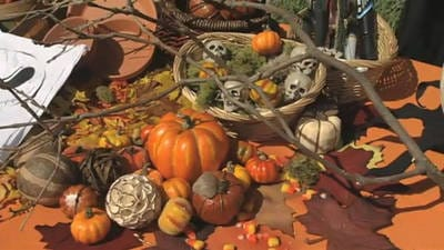 Halloween Time: Decorating Tips