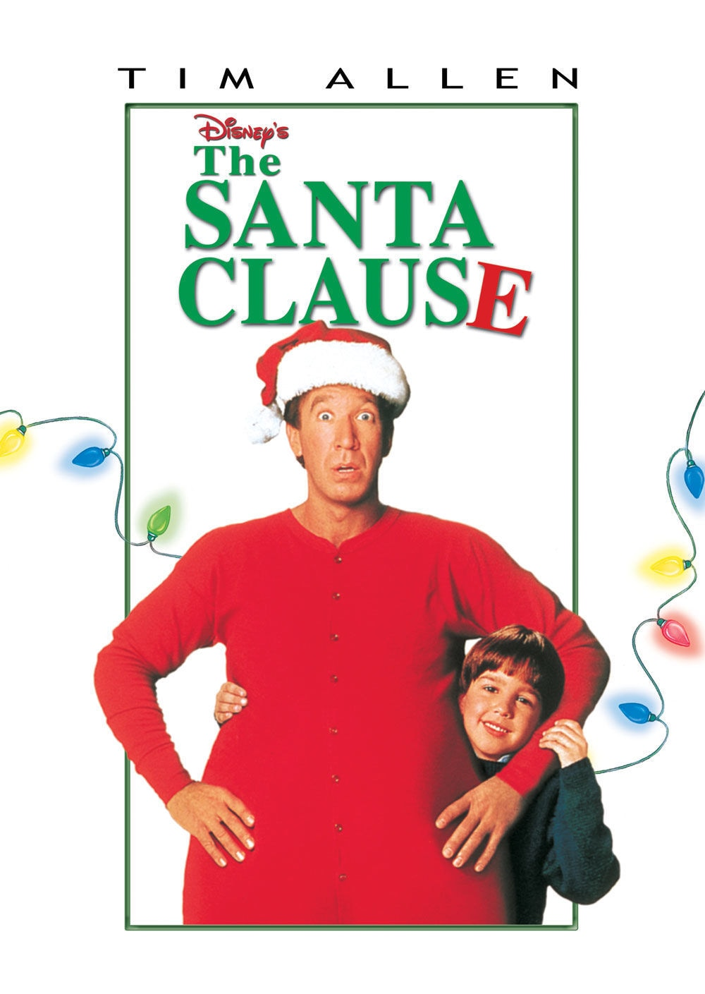 The Santa Clause 1994 BluRay 720p 700MB Dual Audio ( Hindi – English ) ESubs MKV