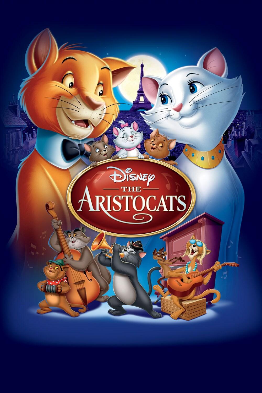 The Aristocats Disney Movies
