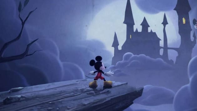 วิดีโอเกม Castle of Illusion Starring Mickey Mouse