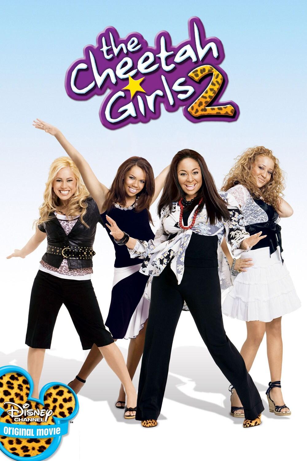 film cheetah girl 2