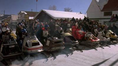 Snowball Express Trailer