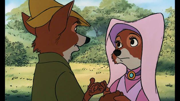 El amor conquista todo - Robin Hood