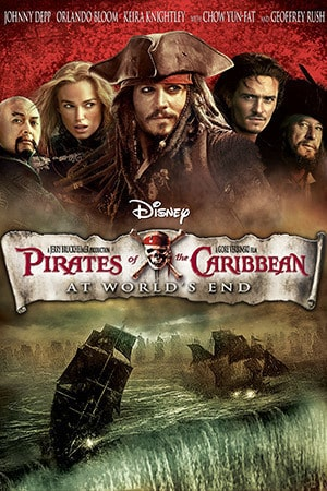Pirates of the Caribbean:At World's End