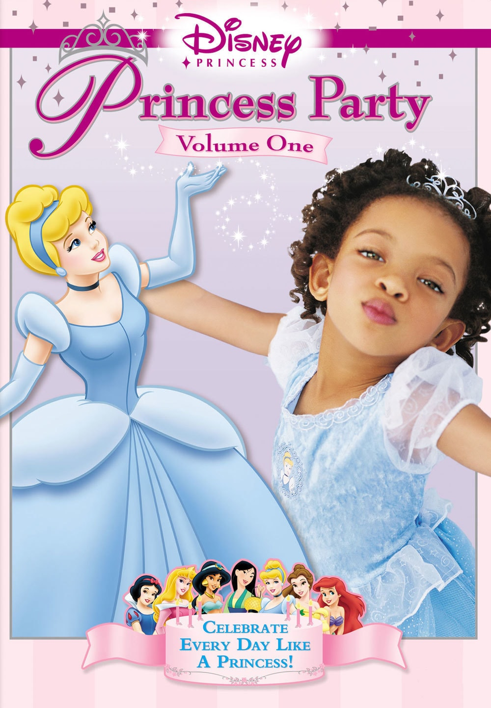 Disney Princess Party: Volume One