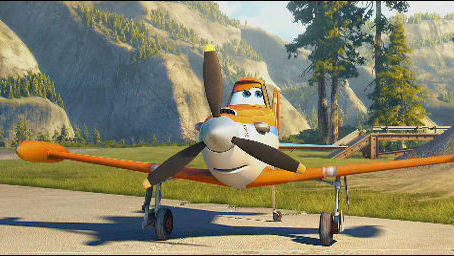 Planes, Fire and Rescue Trailer