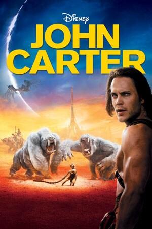 John Carter Disney Movies