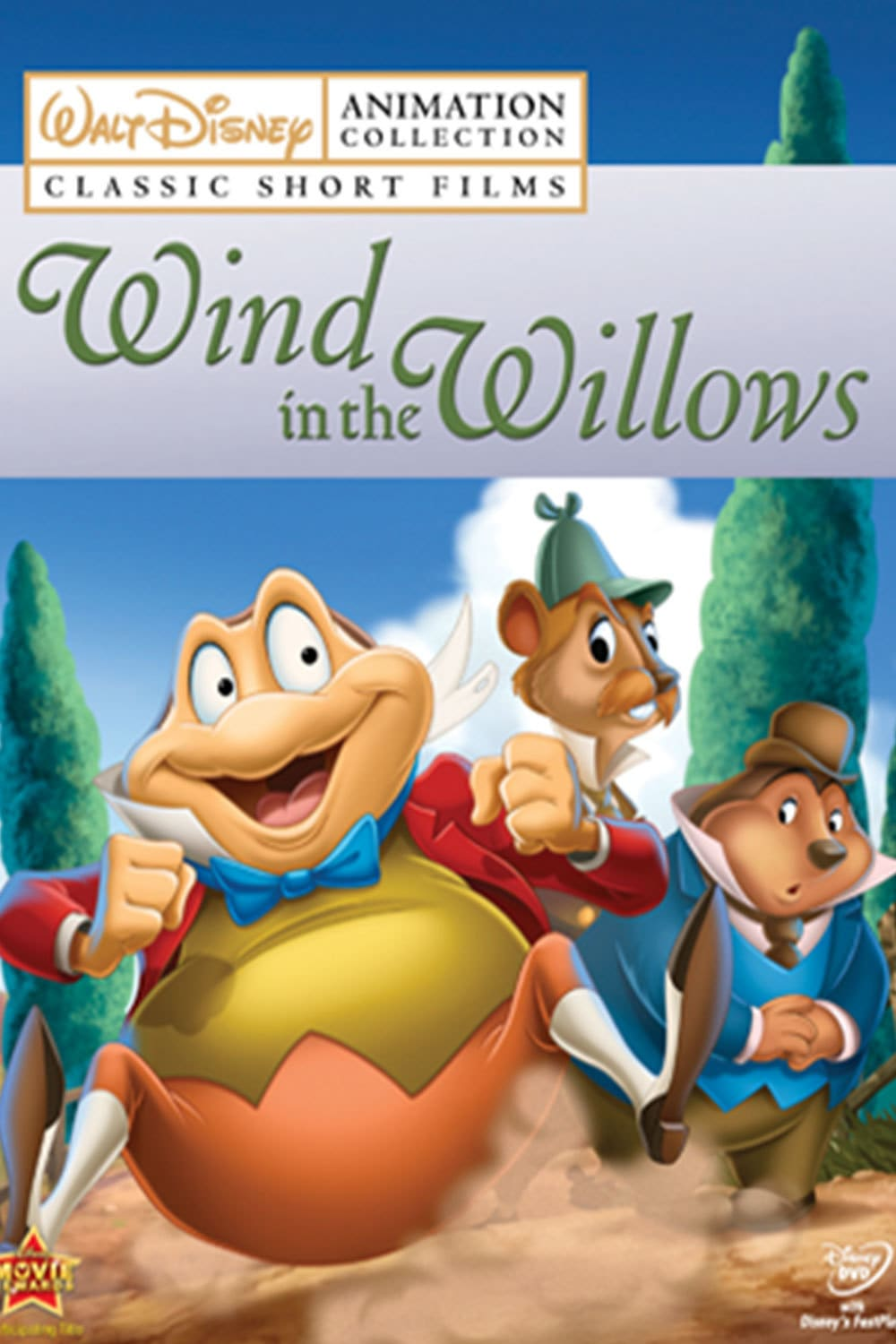 Disney Animation Collection Volume 5 Wind In The Willows