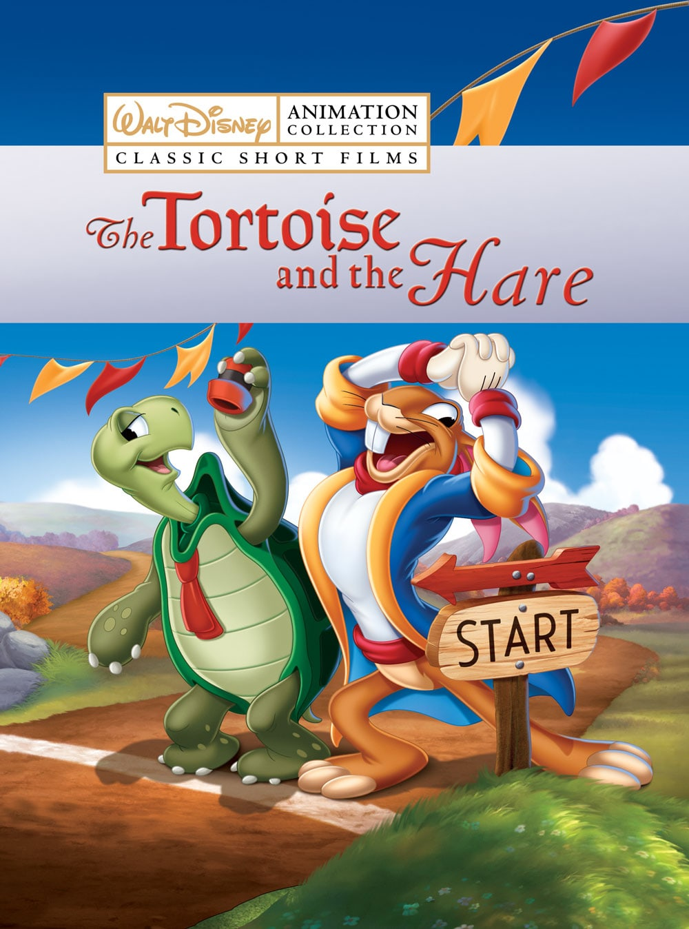 Disney Animation Collection Volume 4 The Tortoise And The Hare