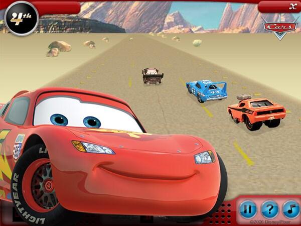 Cars the game скачать торрент
