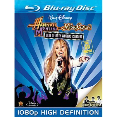 Blu-ray™ Hi-Def 3-Disc With DisneyFile And DVD