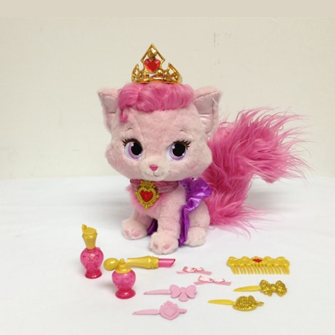 Disney Palace Pets Plush Aurora's Kitty