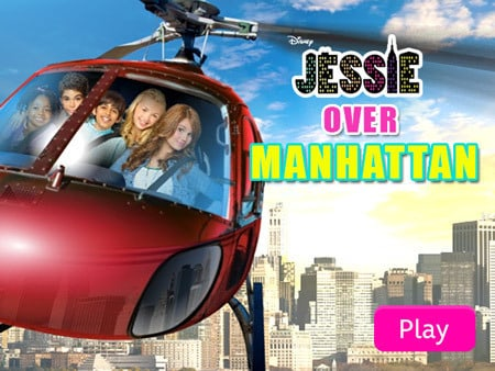 JESSIE: Over Manhattan