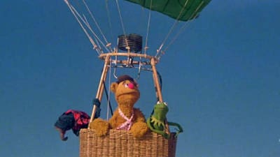 The Great Muppet Caper: Hey, a Movie!