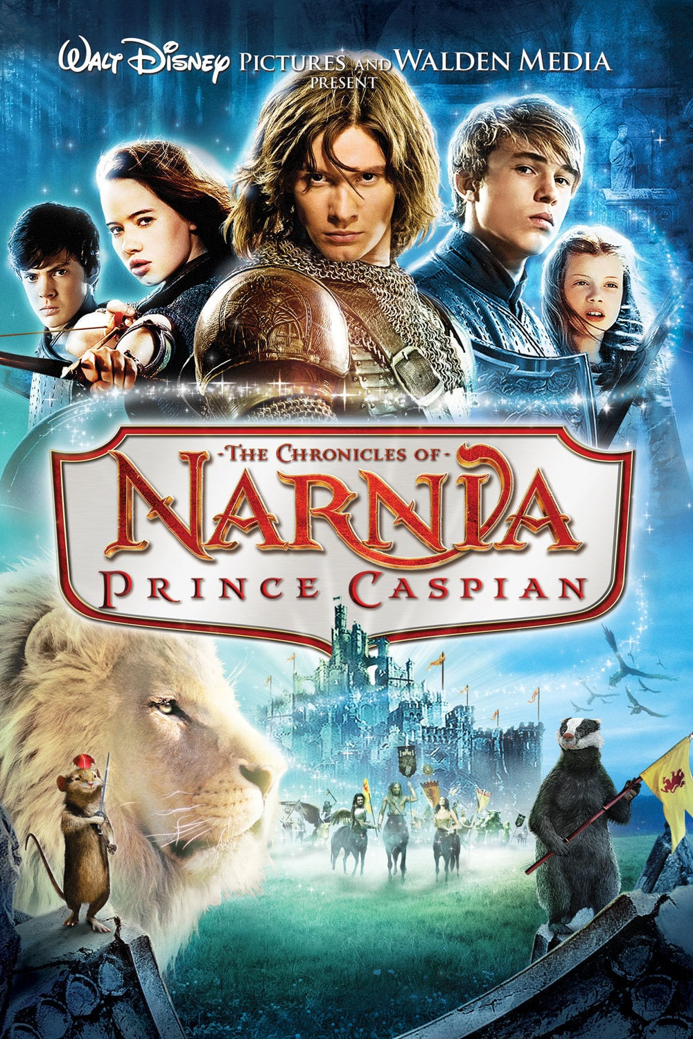 the chronicles of narnia prince caspian disney movies