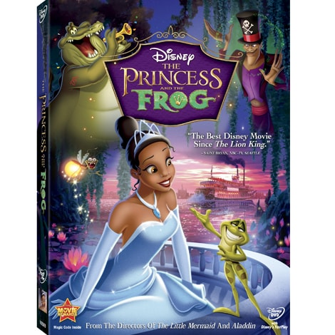The Princess And The Frog Products Disney Movies