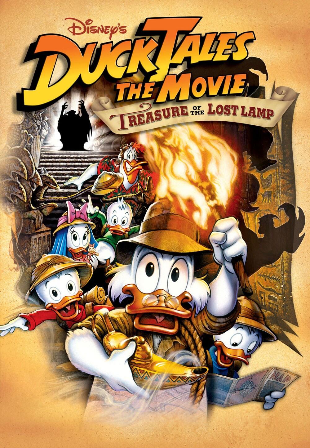 DuckTales: The Movie - Treasure of the Lost Lamp | Disney Movies