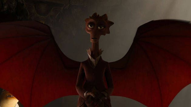 Decana Hardscrabble - Monsters University